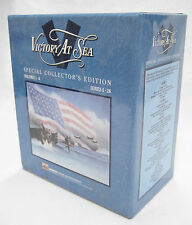 Victory at Sea Volumes 1-6 VHS Tapes Boxed Set Series 1-26 Collectors Edition
