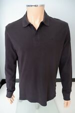 Armani Mens Long Sleeve Top, Size XL, Blue, GC