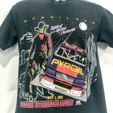 Vintage Pyroil 500 Phoenix Inventational Race 90s  Made In USA NASCAR T Shirt