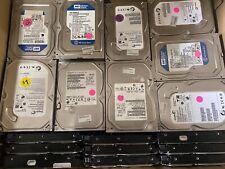 (Lot of 20) Name Brand 160 GB SATA 3.5