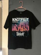 Knotfest Iowa 2021 Slipknot- A Monumental Return Home Unisex T-Shirt, 2021 Tour