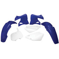 Polisport Complete Replica Plastic Kit YZ Blue for Yamaha YZ250 1996-1999