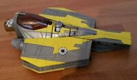 CLEARANCE TOY - Star Wars Transformers Anakin Skywalker Star Fighter Toy 2006