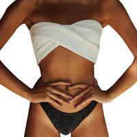 2019 Womens Sexy Solid Bikini Set Push-Up Bra Beach Swimwear Beachwear Swimsuit