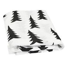 Scandinavian Swedish Organic cotton Baby Cot Pram Swaddle XL muslin Blanket GR