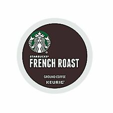 Starbucks French Dark Roast Coffee K-Cups for Keurig Brewers - 96 Count