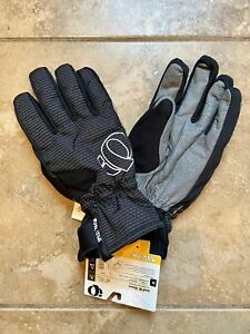 Pearl Izumi AMFIB Cold Weather Training Cycling Gloves Unisex XXL Black