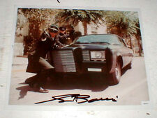 "1960's Green Hornet with Kato Famous"" Black Beauty car 8 1/2 X 11 Color Picture"