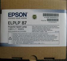 Epson ELPLP 87 Projector Lamp V13H010L87 Genuine Original
