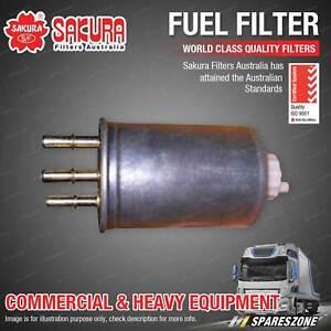 Sakura Fuel Filter for KIA PU3 K2900 SERIES J3 2008-ON 4CYL 2.9L TD
