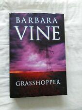 Barbara Vine - Grasshopper H/B Large Print