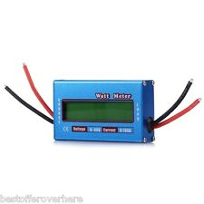 60V 100A Battery Balance Voltage Power Analyzer Watt Meter