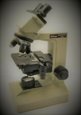 Nikon Alphaphot 1 Biological Microscope Operators Manuals On Cd