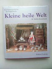 2 Bücher Puppen und Puppenmacher Kleine heile Welt Puppenstube Kulturgeschichte