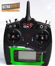 Spektrum DX6 DX7 DX8 Gen 2 Transmitter Honeycomb Skin Wrap Decal Radio Controlle