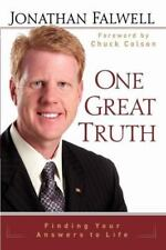 One Great Truth : Finding Your Answers to Life by Jonathan Falwell (2011,...