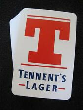 BREWERIANA ADVERTISING PACK of PLAYING CARDS - TENNENT'S LAGER