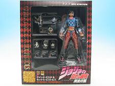 [FROM JAPAN]Super Action Statue Guido Mista & Sex Pistols JoJo's Bizarre Adv...