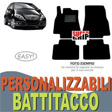 PER MERCEDES CLASSE A W169 TAPPETINI AUTO SU MISURA MOQUETTE E BATTITACCO | EASY