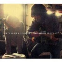 "PETE YORN & SCARLETT JOHANSSON ""BREAK UP"" CD NEU"