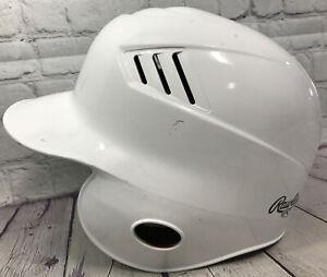 Rawlings Baseball CFABH1 Medium Batting Helmet NOCSAE Certified NEW W/Defect