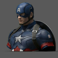 Avengers Endgame tirelire buste Captain America 20 cm Marvel Deluxe bank 372202