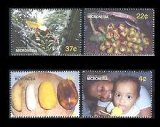 Micronesia 2005 - KARAT/BANANA'S  SET OF 4 SEPARATE STAMPS MNH