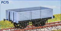 5-Plank Mineral Wagon RCH 1923 - OO gauge - Parkside PC75