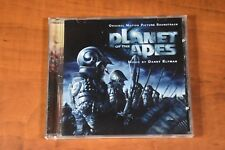 Planet of the Apes [Motion Picture Soundtrack] by Danny Elfman (Cd, 2001) w/Card