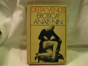 Collectible Delta of Venus Erotica By Anaisnin Book 1977