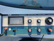 Heathkit Sm-5258 Harmonic Distortion Meter
