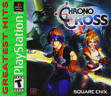 Chrono Cross - PlayStation, New, Free Shipping.