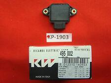 Sensor, Drosselklappenstellung BOSCH 0 280 122 001