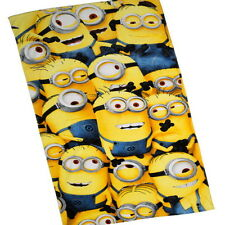 Despicable Me 'Minions' Printed Beach Towel Brand New Gift Army of Minions