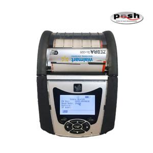 Zebra QLN320 Direct Thermal Mobile Label Printer -Bad Print Head- Same Day Ship!
