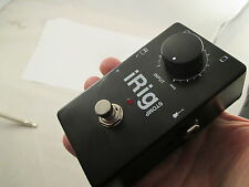 iRig Stomp Box Guitar Interface