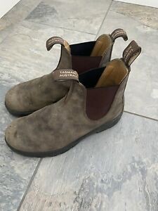 blundstone boots size 8
