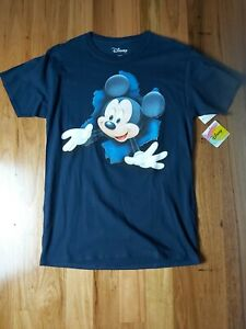 Original Disney Mickey Mouse T-Shirt M Size