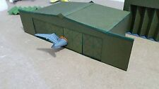 "1/400 scale Hangar ""Military Style"" ( Mid Size )"