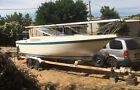 1976 Clippermarine 25' Sailboat Trailer Pasa Robles, CA | No Fees & No Reserve