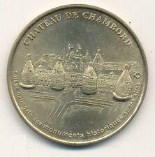 Monnaie de Paris - CHAMBORD, Le Château CNMHS, Millésime 2003 Différent HAUT