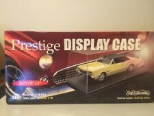 1/18 Scale Clear Plastic Display Case Protector Stackable Diecast NASCAR 7497