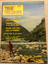 True Treasure Magazine Febuary 1970