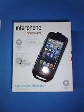 CUSTODIA CON SUPPORTO MANUBRIO PER IPHONE 5S/5 CASE HOLDER IPHONE 5S/5