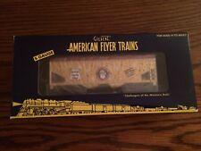 American Flyer 48632 Santa's Christmas Sprinkles Hopper Car New in Box S Gauge