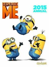 """Despicable Me Annual 2015 & Free Activity Book Centum Books Ltd """"AS NEW"""" Book"""