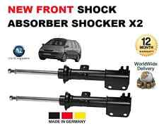 FOR RENAULT ESPACE MPV 2.0 3.0 1.9DTi 1996-2002 2 X FRONT SHOCK ABSORBER SHOCKER