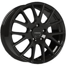 """Vision 18 Hellion 15x6.5 4x100 +38mm Gloss Black Wheel Rim 15"""" Inch"""