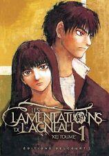 Collection de mangas Les lamentations de l'agneau - Tomes 1 à 4 - Delcourt