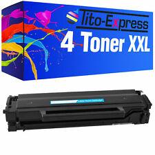 4 Toner Proserie für Samsung MLT-D101S MLT-D103L MLT-D1042S MLT-D1052L MLT-D111L